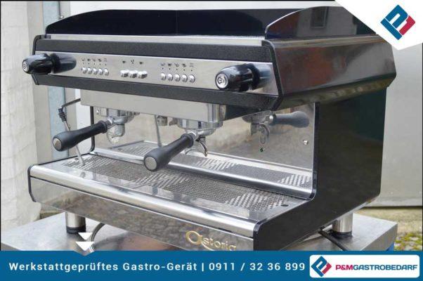 Gebrauchte Gastronomie Espressomaschine günstig kaufen
