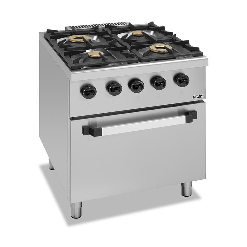 Gasherd Mit Ofen Fur Gastronomie Gunstig Kaufen In Nurnberg