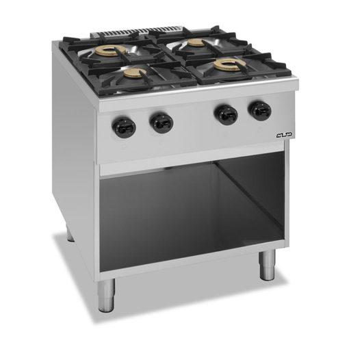 Gasherd ohne Ofen für Gastronomie günstig kaufen
